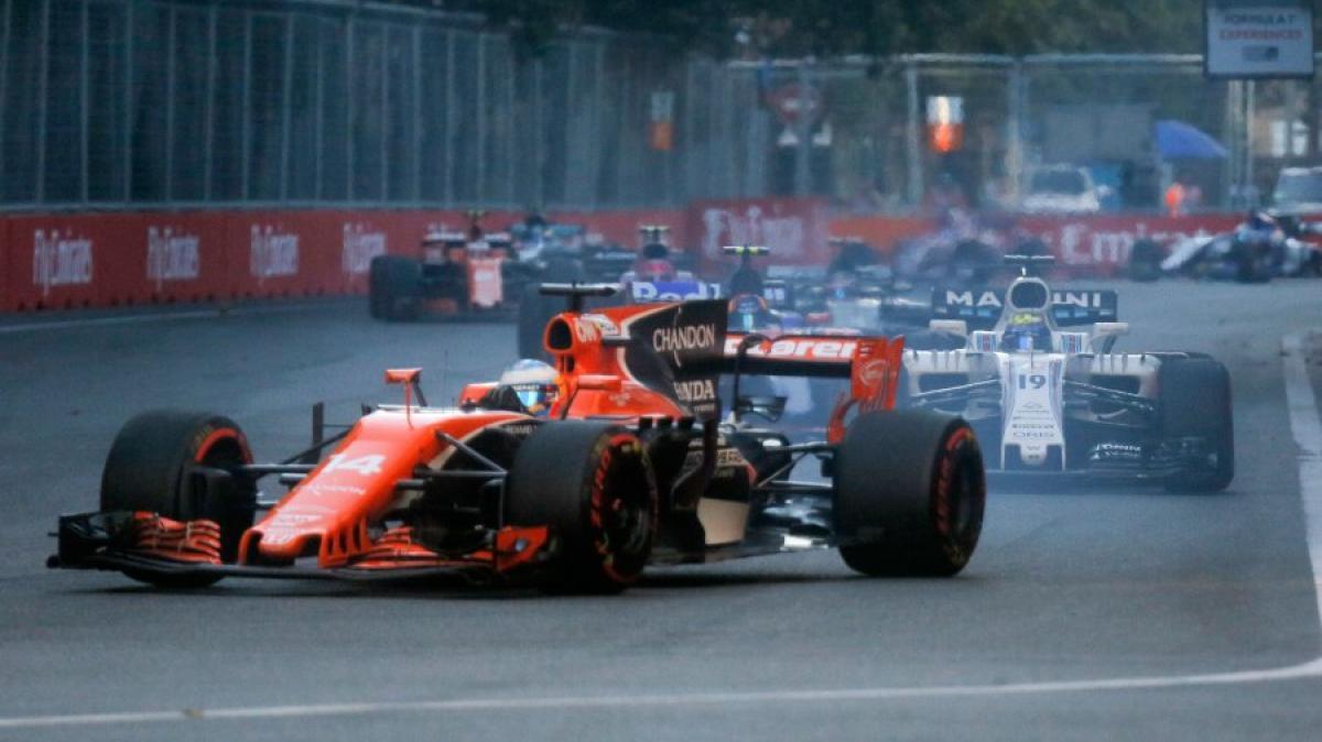 Formel 1 Uhrzeit
