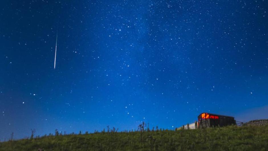 Sternschnuppen 2019 Sternschnuppen Im Mai So Sehen Sie Die Mai