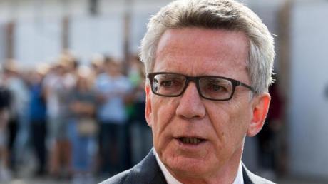 Ex-Innenminister de Thomas Maziére fiel das überraschende Ausscheiden aus der Bundesregierung anfangs schwer, heute fühlt er sich frei.