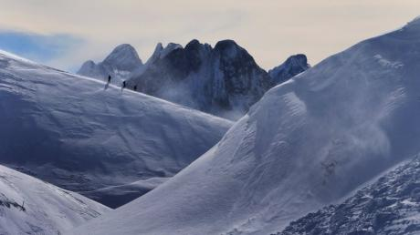 Ein junger Illertisser ist beim Wandern in den Allgäuer Alpen tödlich verunglückt.