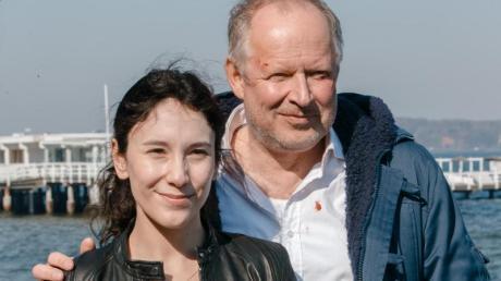 "Sibel Kekilli hat beim ""Tatort"" aufgehört. An Axel Milbergs Seite spielt bald Almila Bagriacik."