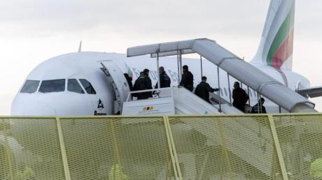 Seit Dezember 2016 finden Aschiebeflüge nach Afghanistan statt. Am Mittwochmorgen landete ein weiterer in Kabul.