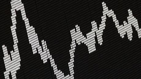 Der Deutsche Aktienindex (DAX) zeigt die Wertentwicklung der größten deutschen Unternehmen. Foto:Frank Rumpenhorst/Illustration