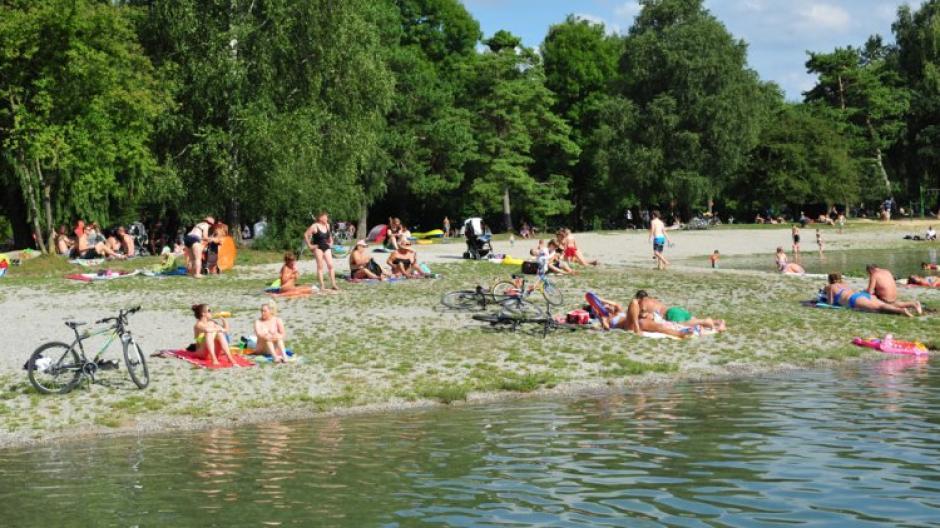 Interaktive Karte: In diesen Seen und Bädern können Sie rund ...