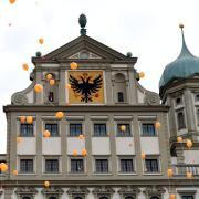 Hohes Friedensfest 2021: Diesen Feiertag gibt es nur in Augsburg.