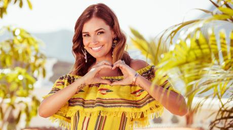 """Love Island"" 2020: Moderatorin Jana Ina Zarrella im Porträt."