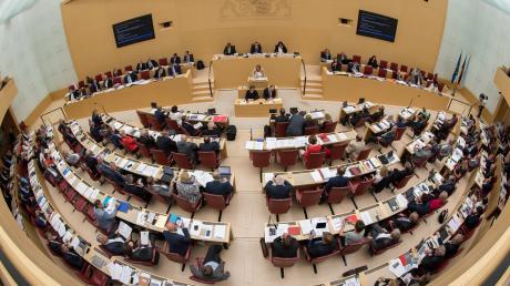 Eine Reihe von Abgeordneten aus dem Landtag haben angekündigt, dass sie ihre Gehaltserhöhung spenden wollen.