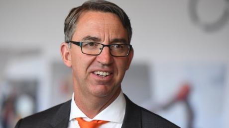 Will er in den Vorstand? Der einstige Kuka-Chef Till Reuter startet jetzt bei der Unternehmensgruppe Theo Müller durch.