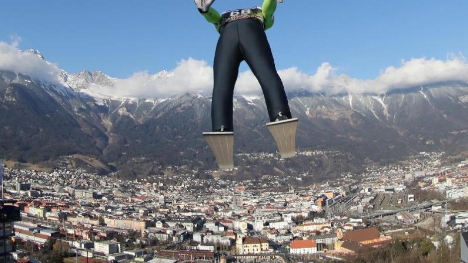 Skispringen In Innsbruck Vierschanzentournee Heute Ergebnisse Der