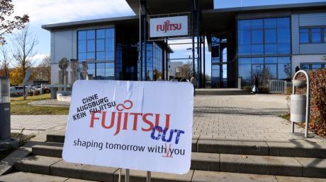 Das Fujitsu-Werk in Augsburg wird im Herbst 2020 geschlossen.