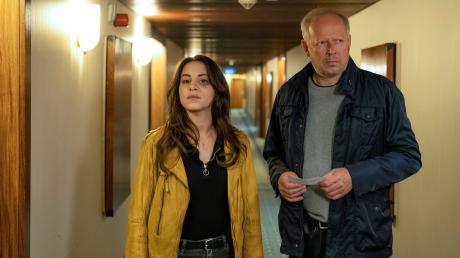 Almila Balgriacik spielt im Kieler Tatort die Ermittlerin Mila Sahin.