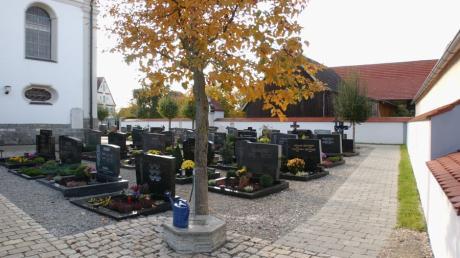 Pfarrkirche St. Martin Friedhof