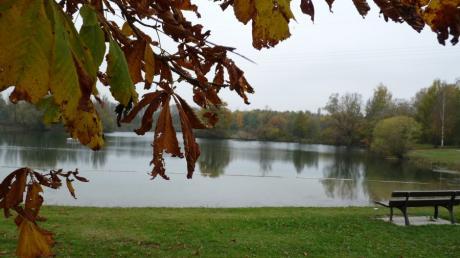 An den Seen in Filzingen soll der Kiosk erweitert werden.