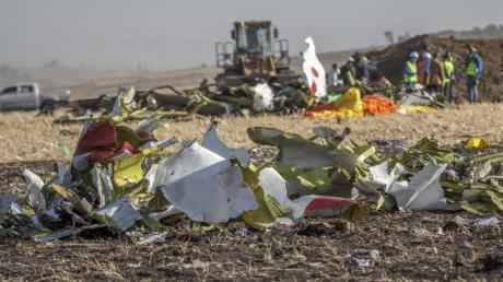 Alle 149 Passagiere und 8 Besatzungsmitglieder kamen ums Leben. Foto: Mulugeta Ayene/AP