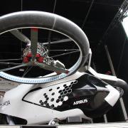 """Der """"City Airbus"""" wurde in Ingolstadt vorgestellt"""
