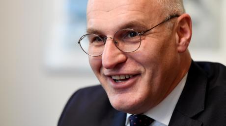 Überraschung am Mittwoch: Oberbürgermeister Kurt Gribl kündigt an, dass er 2020 nicht mehr zur Wahl antreten will.