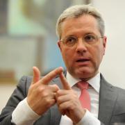 Interview mit Norbert Röttgen in Berlin