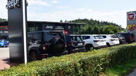 Die Mitarbeiter des Autohauses Mayrhörmann im Diedorfer Ortsteil Biburg sind unter anderem für die Marke Jeep kompetente Ansprechpartner.