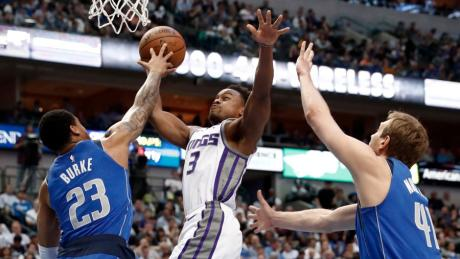 Dallas Mavericks - Sacramento Kings