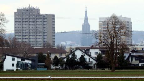 Die Immobilienpreise in Ulm und Neu-Ulm steigen weiter an. In mehreren Stadtteilen geht die Tendenz stark nach oben, etwa in Ludwigsfeld.