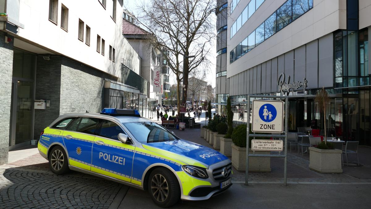 Polizeieinsatz Ulm