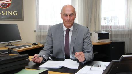 Kissing hat mit Reinhard Gürtner bereits einen neuen Bürgermeister.