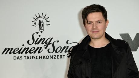 """Der Musiker Michael Patrick Kelly ist Gastgeber der Vox-Show """"Sing meinen Song""""."""