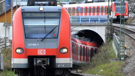 Die Stammstrecke der S-Bahn in München wird an diesem Wochenende erneut gesperrt.