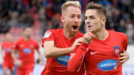 1. FC Heidenheim - MSV Duisburg