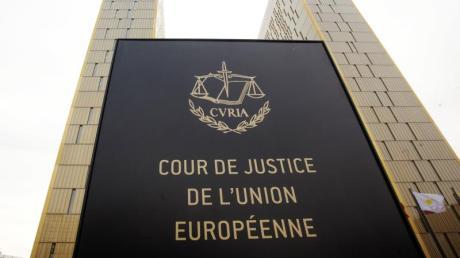 Die beiden Türme des Europäischen Gerichtshofs (EuGH) in Luxemburg. Foto: Thomas Frey