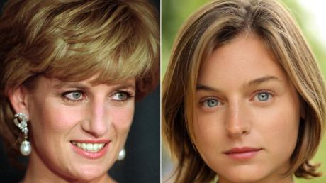 """The Crown"": Emma Corrin spielt Lady Diana."