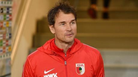 Jens Lehmann hat über sein Aus beim FC Augsburg gesprochen.