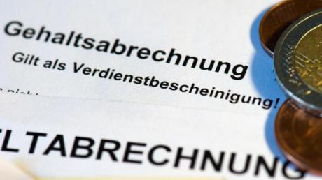 Der Internationale Währungsfonds IWF fordert höhere Löhne und Gehälter in Deutschland. Foto: Arno Burgi