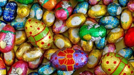 Für die Süßigkeitenindustrie ist Ostern ein bedeutender Wirtschaftsfaktor. Foto: Arno Burgi/dpa-Zentralbild