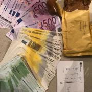Geld für Afrika Großspende
