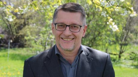 Manfred Graser, Bürgermeisterkandidat des Bürgerblocks, Bürgerblock