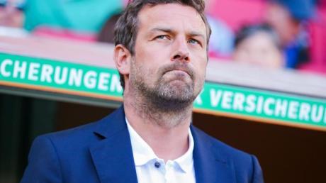 Der VfB Stuttgart versucht es im Liga-Endspurt ohne Markus Weinzierl.