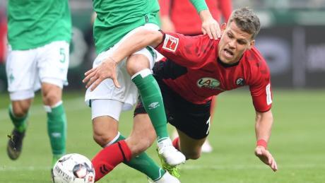 Freiburgs Florian Niederlechner wechselt wohl zum FC Augsburg.