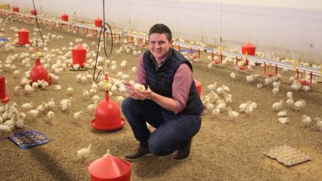Landwirt Stefan Asum