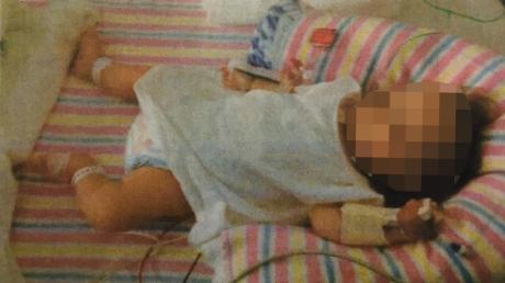 Prozess wegen veganer Ernährung von Baby in Australien