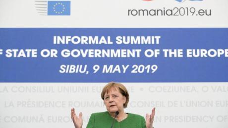 Bundeskanzlerin Angela Merkel will die Taktung der EU-Gipfel erhöhen.