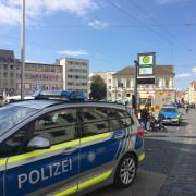 Polizei Rathausplatz