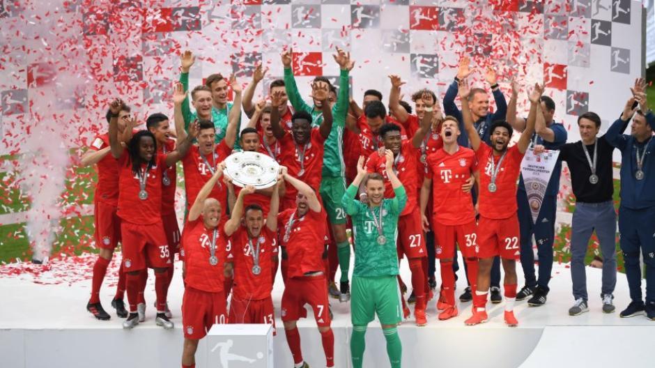 FC Bayern: Bayern München: mit großen Gefühlen zur 29