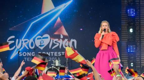 """Barbara Schöneberger moderiert am 27.2.2020 """"Unser Lied für Rotterdam"""". Alle Infos zu Übertragung und Ablauf der Sendung gibt es hier."""
