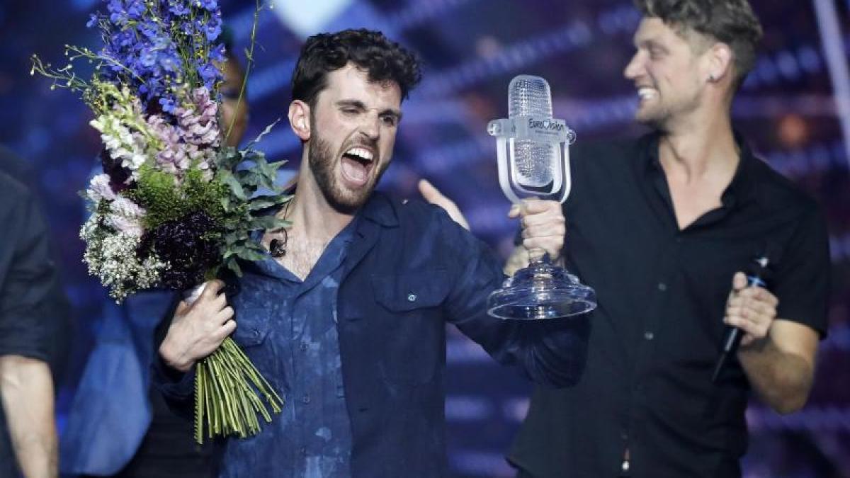 Eurovision 2019 Reihenfolge
