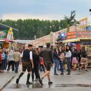 Volksfest Dillingen