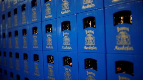 Messhofener Brauerei - Kiste - Bierkiste - Bierkisten - Kisten