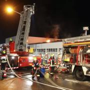 Zweistelliger Millionenschaden nach Industrie-Großbrand