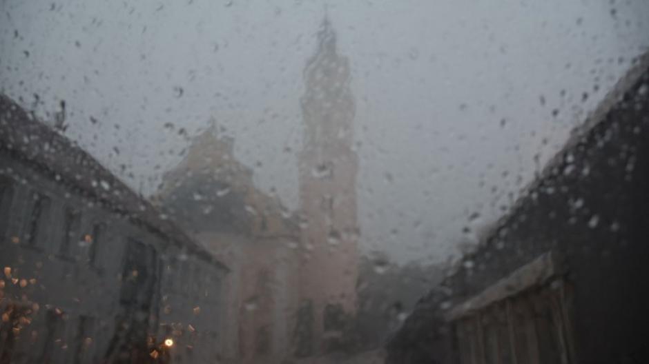 Gewitter Regen