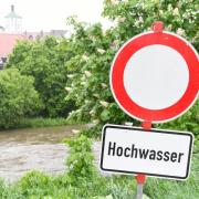 Hochwasser Günzburg